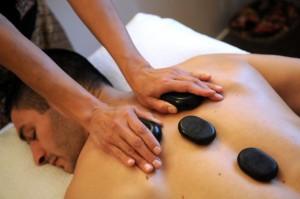 Massage Thaï aux pierres chaudes