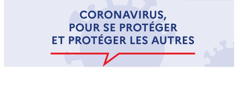 Règles d'hygiènes et de lutte contre la propagation du Covid