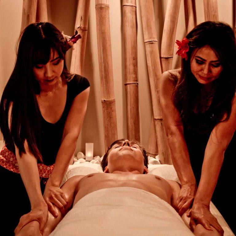 """Massage """"4mains"""""""