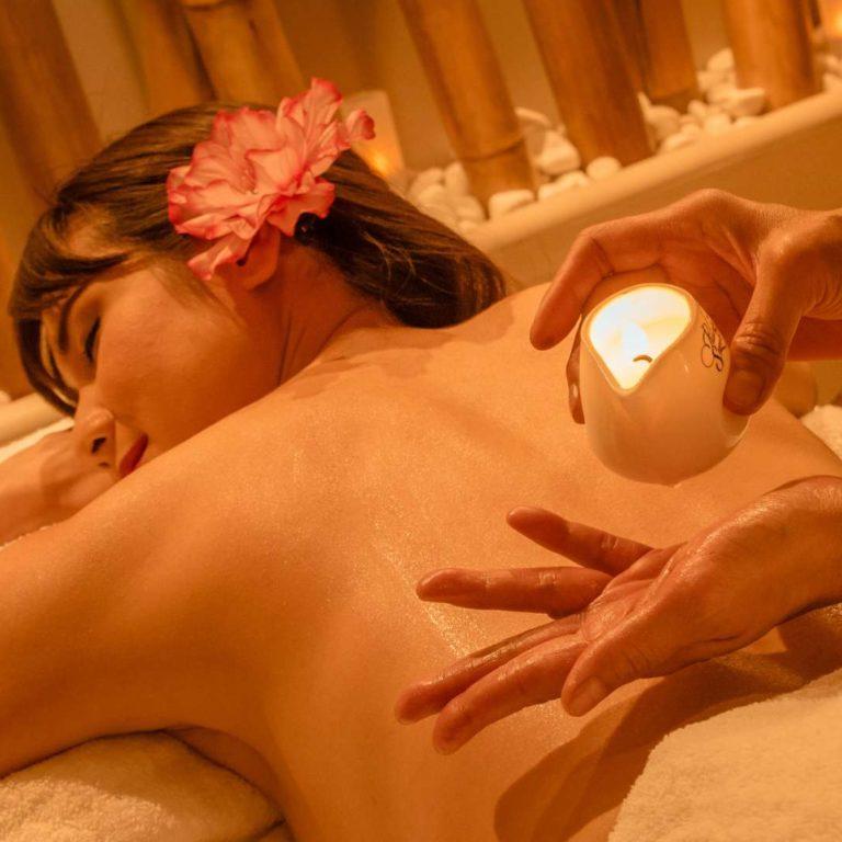 Massage thaïlandais à la bougie
