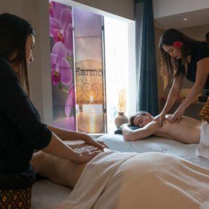 Massage thaïlandais duo